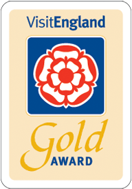 Byford Lodge Visit England Gold Standard Award